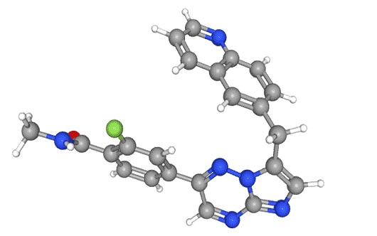 INCB28060(Capmatinib)一种ATP竞争性c-MET抑制剂